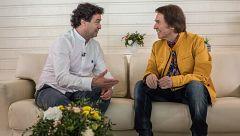 Pepe Rodríguez entrevista a Raphael
