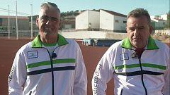 Jóvenes y deporte - Atletismo: José María Pámpano