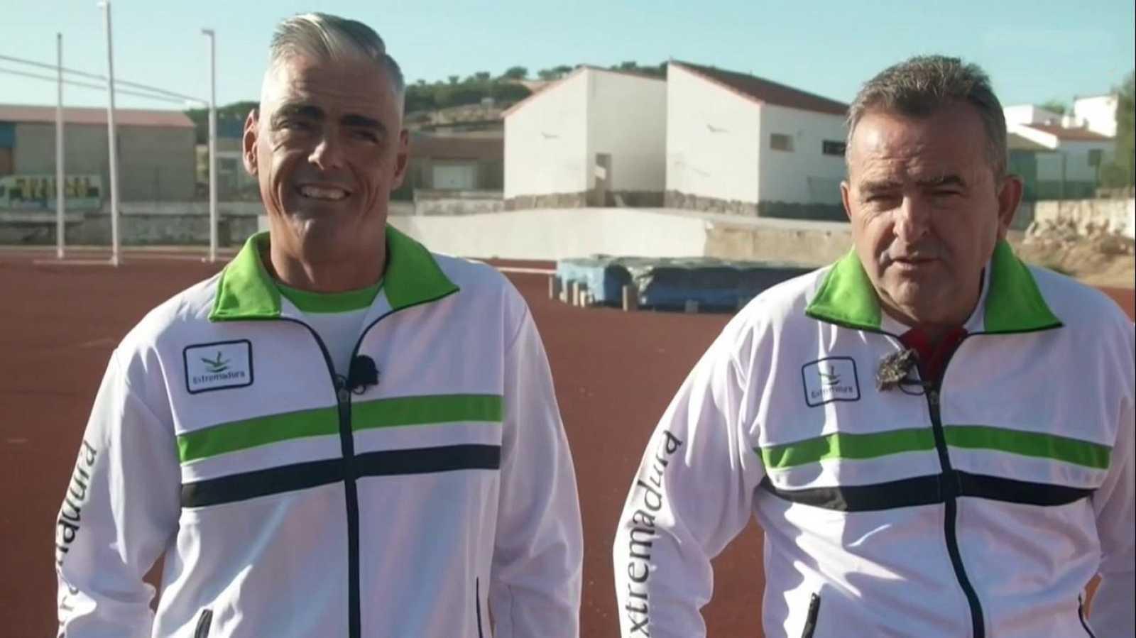 Jóvenes y deporte - Atletismo: José María Pámpano - ver ahora