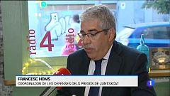 Francesc Homs opina sobre una sentència condemnatòria