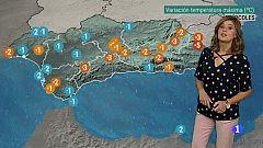 El tiempo en Andalucía - 09/10/19