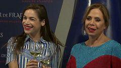 Corazón - Ágatha Ruiz de la Prada se muestra orgullosa de su hija Cósima Ramírez