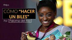 Cómo 'hacer un Biles', por Paloma del Río