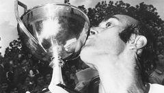 Muere Andrés Gimeno, pionero del tenis español