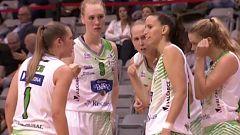 Baloncesto - Liga femenina 3ª jornada: Durán Maquinaria Ensino - Quesos El Pastor