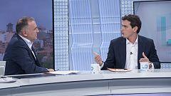 Los desayunos de TVE - Albert Rivera, presidente de Ciudadanos