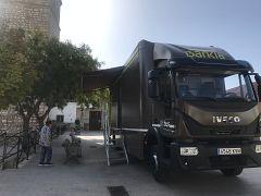 España Directo - Cajeros ambulantes