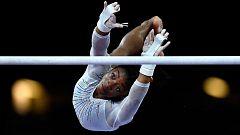 Simone Biles: ejercicio de asimétricas en la final individual del Mundial 2019