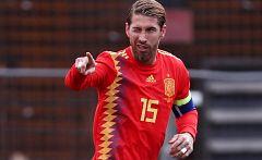 Sergio Ramos sueña con jugar los Juegos Olímpicos y la Eurocopa en 2020