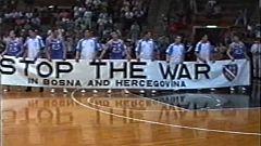'The long shot', la gesta del baloncesto bosnio en plena guerra
