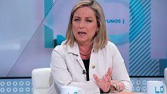 """Ana Oramas (CC): """"El próximo gobierno se decidirá por dos o tres votos, pero para una investidura hará falta el PP"""""""