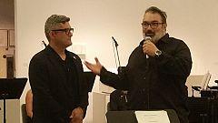 Exposición Dagoberto Rodríguez y música de Joan Valent