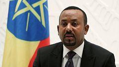 El primer ministro etíope, Abiy Ahmed, premio Nobel de la Paz 2019