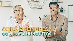 """MasterChef Celebrity 4 - Los Chunguitos se confiesan jugando a """"Qué prefieres"""""""
