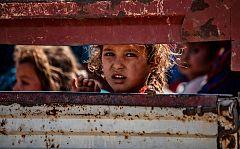 Más de 60.000 personas huyen de sus casas en Siria por la invasión turca