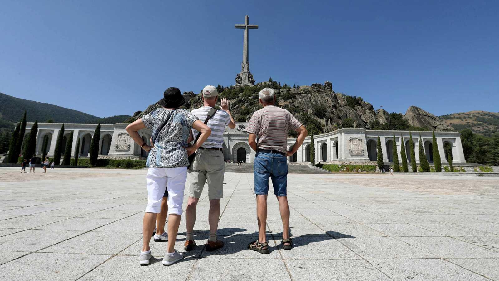 El Valle de los Caídos quedará cerrado a las visitas desde el sábado