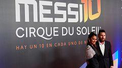 Corazón - Leo Messi, protagonista del nuevo espectáculo del Circo del Sol