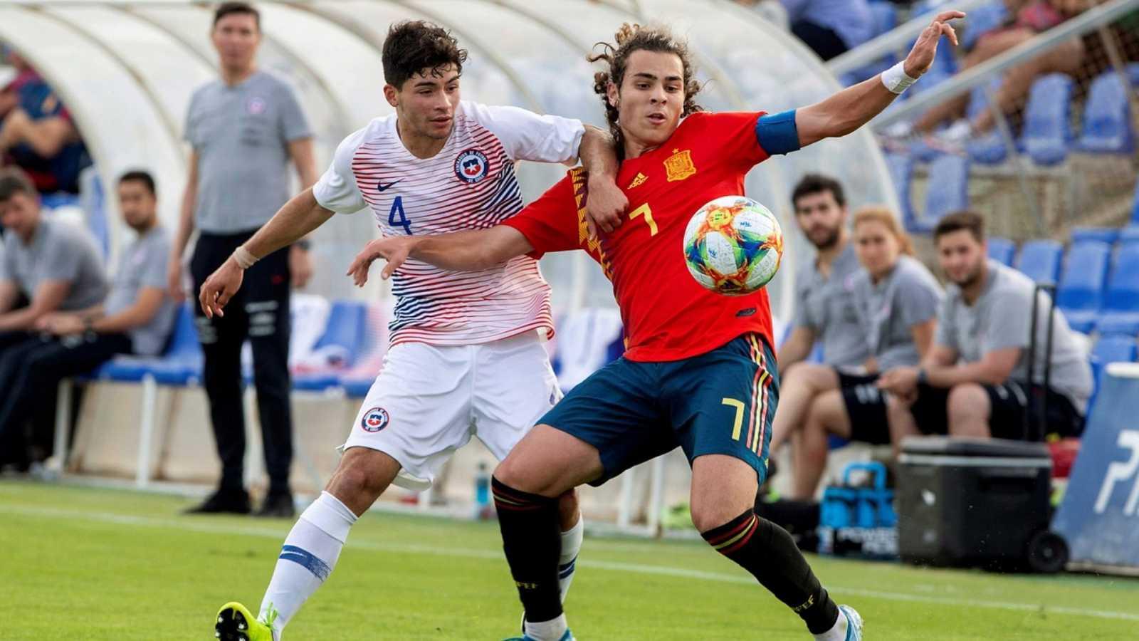 Fútbol - Programa Clasificación Eurocopa 2020 - 11/10/19 - ver ahora