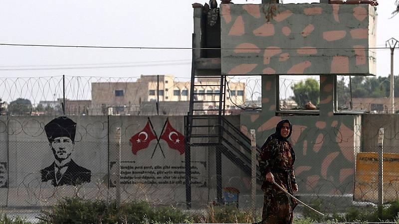 Ofensiva turca en Siria: Ankara sufre su mayor número de bajas civiles