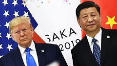 EE.UU. no aplicará la subida de aranceles a China tras alcanzar un acuerdo de tregua a su guerra comercial