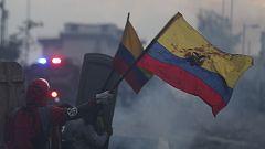 El movimiento indígena de Ecuador solo dialogará con el presidente Lenín Moreno si repone los subsidios a los combustibles