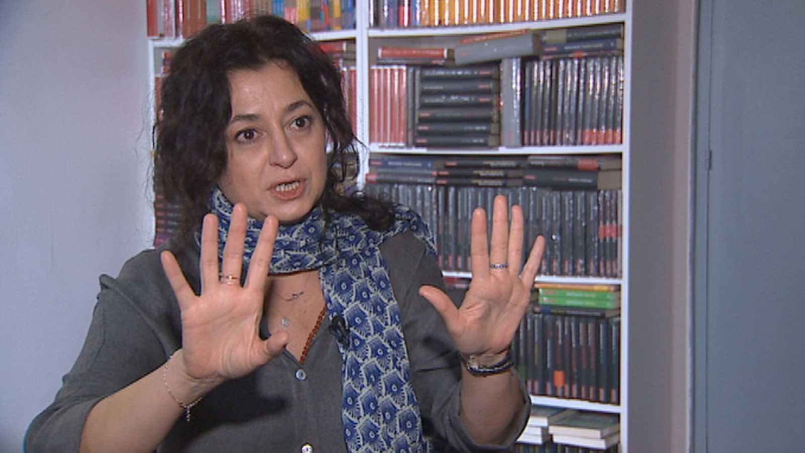 La periodista turca Ece Temelkuran