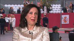 """Robles: """"No nos parecen aceptables las amenazas de Erdogan"""""""