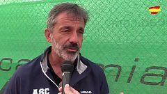 Tenis - Torneo Challenger masculino Barcelona 2019