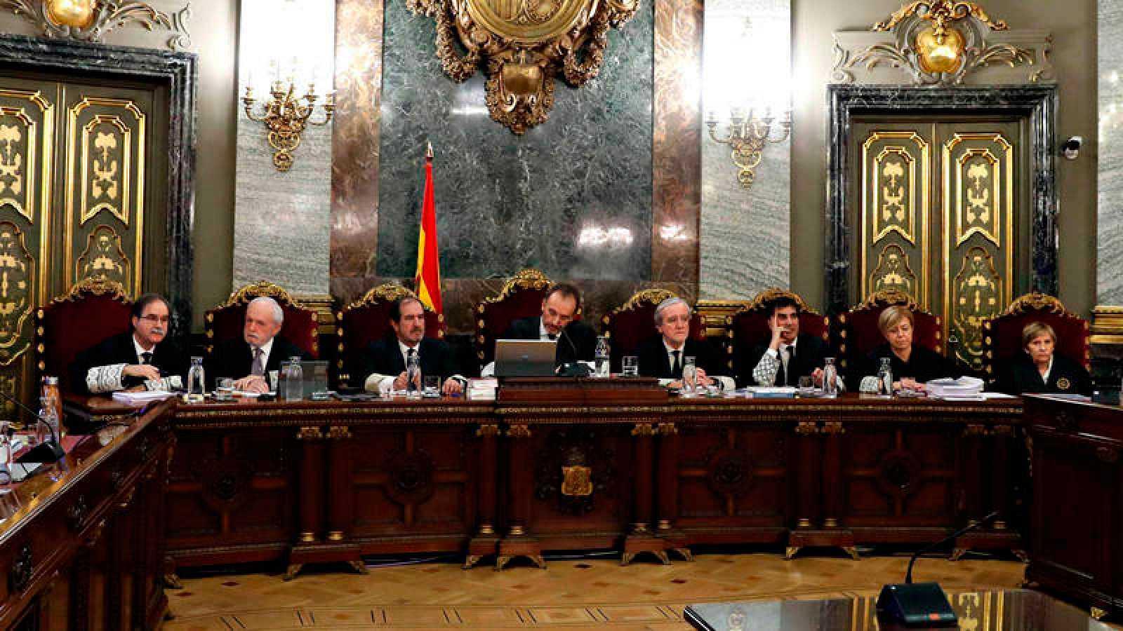 El Tribunal Supremo condenará a los líderes del 1-O por sedición