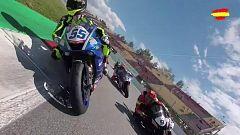 Motociclismo - Campeonato de España de Superbikes. Prueba Los Arcos