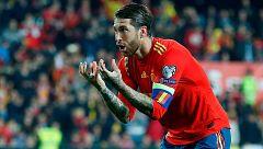 Sergio Ramos, un incansable devorador de récords con la Roja