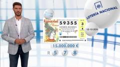 Lotería Nacional - 12/10/19