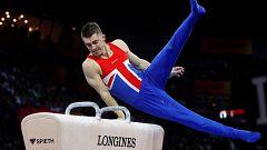 Whitlock consigue su tercer oro mundial en caballo con arcos