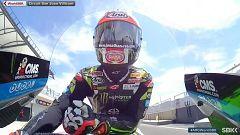 Motociclismo - Campeonato del mundo Superbike. Superpole Argentina