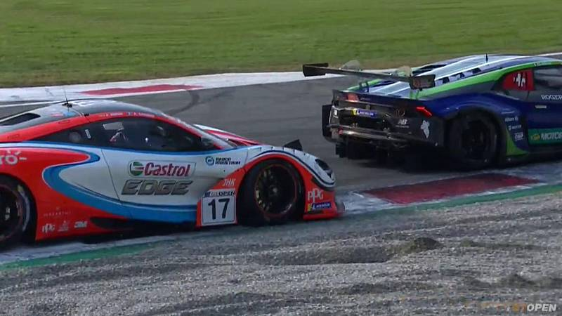 Automovilismo - International GT Open 1ª carrera Monza - ver ahora