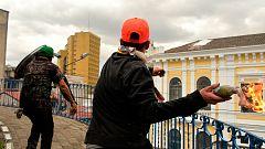 El gobierno ecuatoriano y el movimiento indígena se sentarán a dialogar por primera vez este domingo