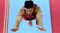Nagornyy, campeón del mundo de salto en Stuttgart 2019