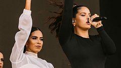 Corazón - Rosalía, portada del New York Times