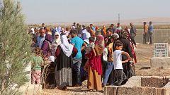 Turquía desafía las críticas e intensifica por quinto día su incursión en el norte de Siria