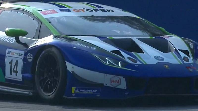 Automovilismo - International GT Open 2ª carrera Monza - ver ahora