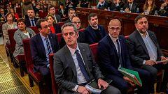Las incógnitas que despejará la sentencia del 'procés': la violencia, la malversación y las penas