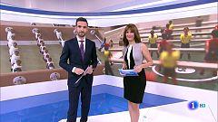 Se celebra el primer Masters nacional de futbolín