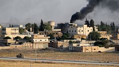 Trump retira sus tropas del norte de Siria y denuncia posibles crímenes de guerra contra los kurdos