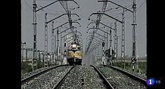 ¿Te acuerdas? El primer tren de alta velocidad