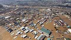 El tifón Hagibis deja un rastro de destrucción en al menos cinco prefecturas japonesas