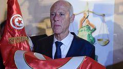 El jurista Kais Said gana las elecciones en Túnez, según los sondeos a pie de urna