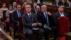 Trece años para Junqueras por sedición y malversación, y nueve para 'los Jordis' por el primer delito