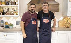 """El chef Andoni Luis Aduriz visita """"Hacer de comer"""""""