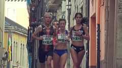 Atletismo - Maratón Internacional de Logroño 2019