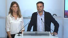 """Jaume Asens: """"Promoveremos las iniciativas necesarias para facilitar la salida de prisión de los condenados"""""""